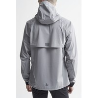 Фото Куртка мужская Craft Hydro Jacket серая 1907692-935000