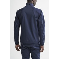 Фото Куртка мужская Craft Warm Train Jacket Man синяя 1906413-396000