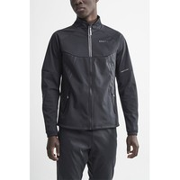 Фото Куртка мужская Craft Warm Train Jacket Man черная 1906413-999003
