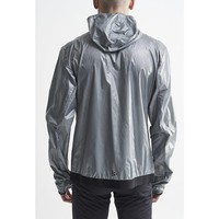 Фото Куртка мужская Craft Wind Jacket Man серая 1907685-935000